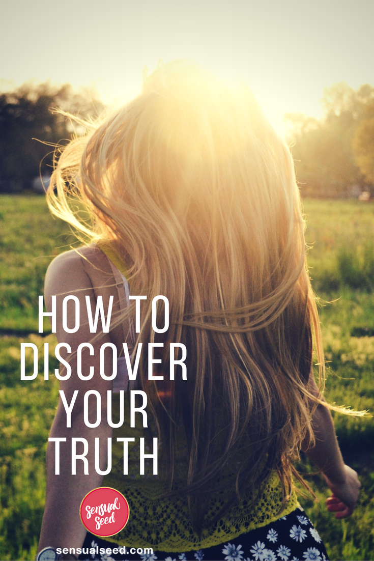 HOW TODISCOVERYOUR TRUTH